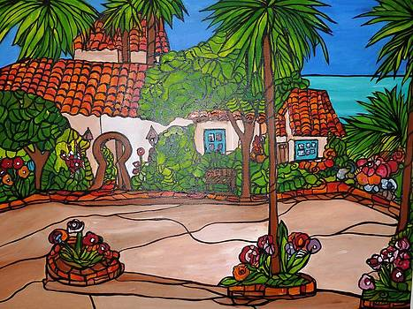 Casa Romantica-San Clemente by Michelle Gonzalez