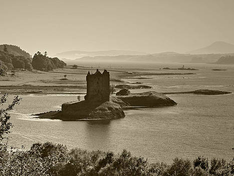 Castle Stalker by Steve Watson