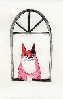Cats2 by Lyne Jarrett