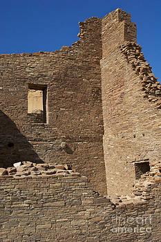 Chaco Canyon by David Pettit