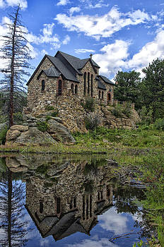 Chapel on the Rock by Michael Krahl