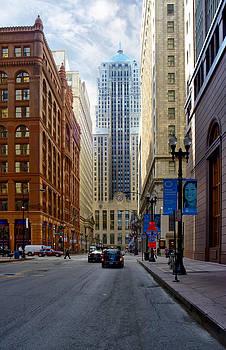 Chicago Board of Trade Building by Slava Shamanoff