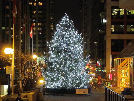 Alfred Ng - christmas  in Toronto