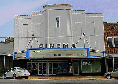 Cinema by Bob Whitt