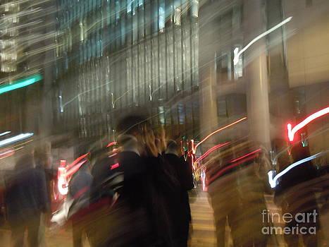 City Night by Lam Lam