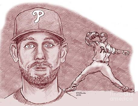 Chris  DelVecchio - Cliff Lee