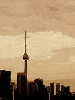 Stuart Brown - CN Tower Toronto