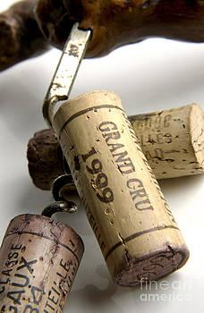 BERNARD JAUBERT - Corks of french wine