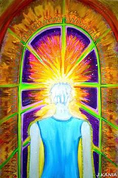 Cosmic Door by Jonathan Kania
