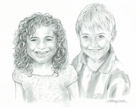 Cousins by Gill Kaye