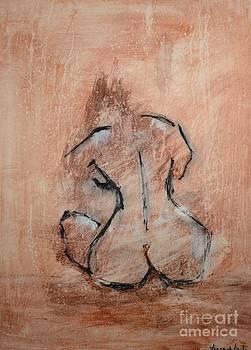 Cradling by Vincent Avila