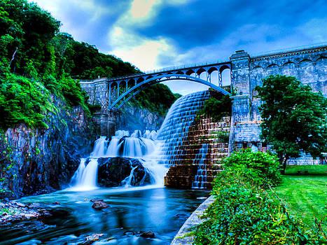 David Hahn - Croton Gorge Dam - After Dark