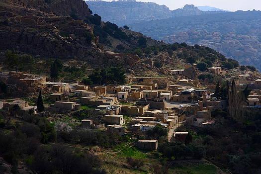 Dana Village by Adeeb Atwan