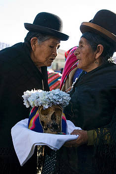 Day of the skulls. Republic of Bolivia. by Eric Bauer