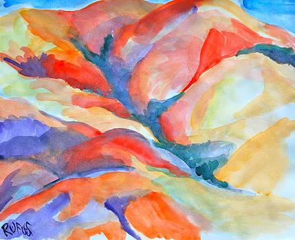 Desert Landscape by Rufus Norman