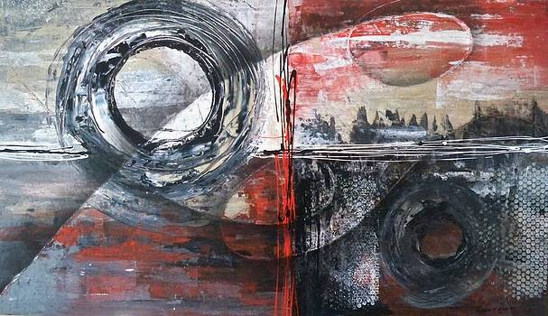 Destination Unknown by Maximo Pizarro