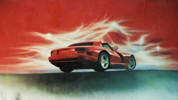 Dodge Viper by Al  Brown
