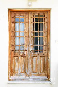 Doors in Greece by Maria Varnalis