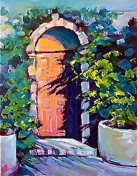 Doorway by Paula Strother