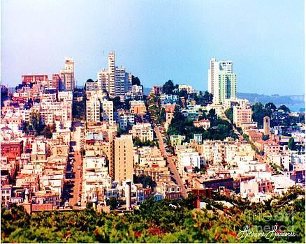 Downtown San Francisco 2 by Lorraine Louwerse