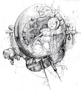 Dream Machine by Ertan Aktas
