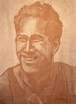 Duke Kahanamoku by Scott Shisler
