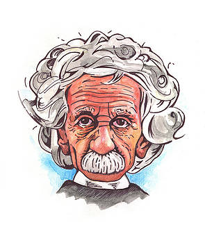 Einstein by Tomy Joseph