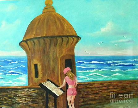 El Morro by Iris  Mora