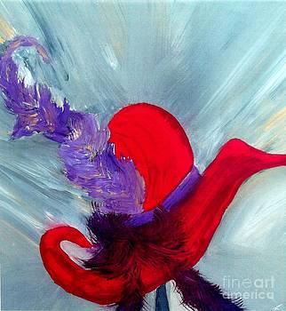 Ayasha Loya - Ensemble Chapeau Rouge