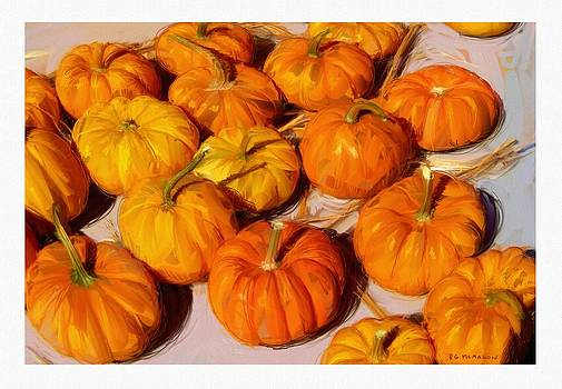 RG McMahon - Fall Pumpkins