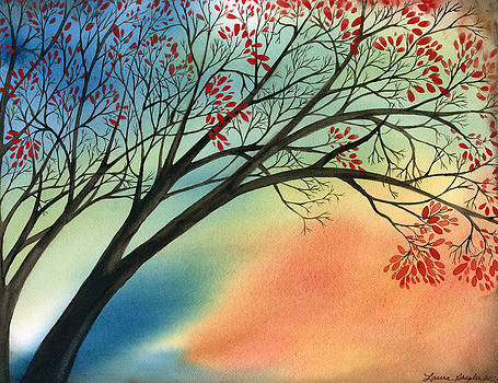 Falling with Grace by Laura Shepler