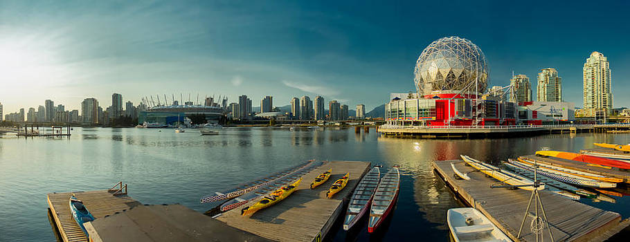 False Creek by Mirco Millaire