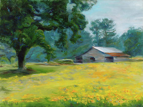 Field of Gold by Kimberly Scruggs