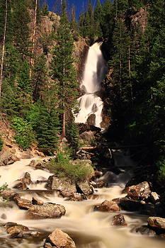 Fish Creek Falls by Mike Kim