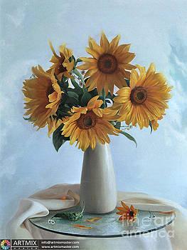 Flower by Sohib Razzakov