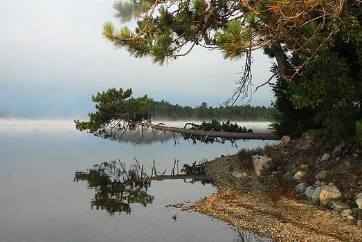 Robert Anschutz - Fog on the Water