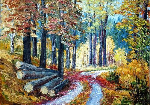 Forest 3 by Stanislav Zhejbal