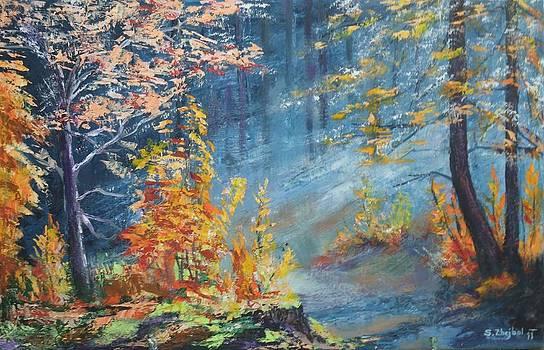 Forest 7 by Stanislav Zhejbal