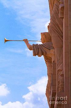 Fort Worth Angel by Kelly Christiansen