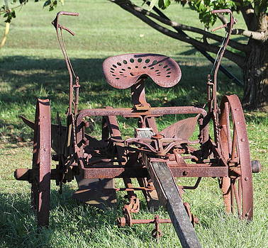 Fram Plow  by Glenn Lawrence