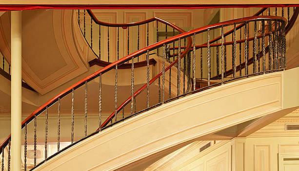Kantilal Patel - Framed Staircase
