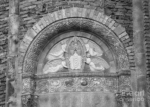 Front Entrance by Kathleen Struckle