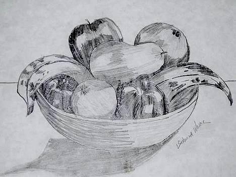 Fruit Bowl by Schnina Walker