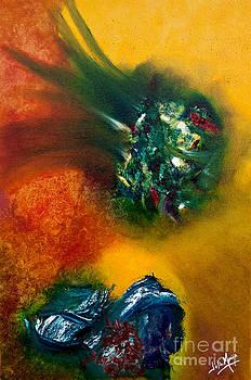 Fuerza by Julio Mejia