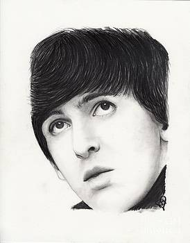 George Harrison by Rosalinda Markle