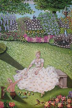 Geraldine's Garden by William Ohanlan