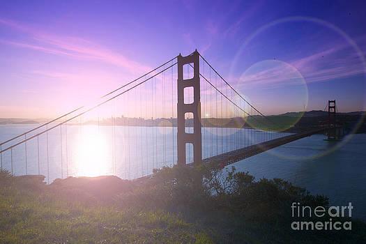 Golden Gate by Alexa Gurney
