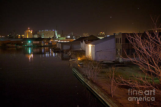 Gowanus Canal by Tom Callan