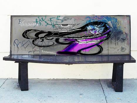 Eleigh Koonce - Graffiti Street Chick