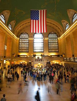 Grand Central Station by Samuel Kessler